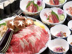【二食付・牛肉石焼き】◇マグマ焼きプラン◇  <禁煙>